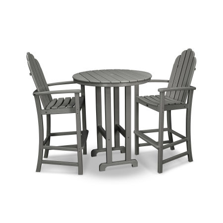 Cape Cod 3-Piece Bar Set in Stepping Stone