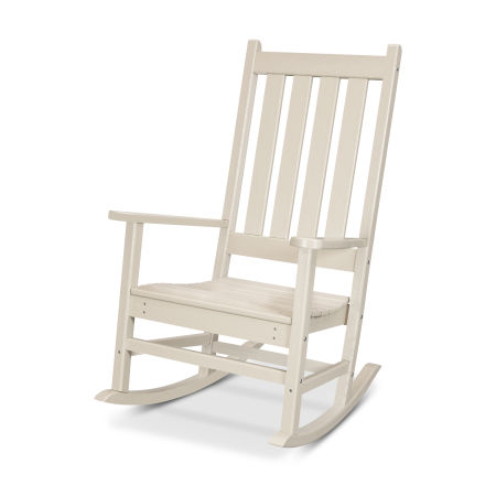 Cape Cod Porch Rocking Chair in Sand Castle