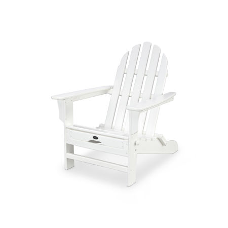 Cape Cod Ultimate Adirondack in Classic White