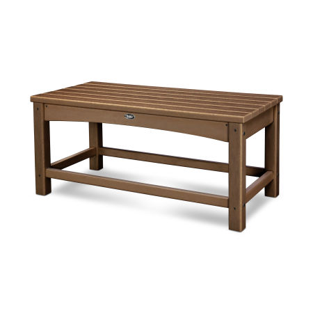Rockport Club Coffee Table in Tree House