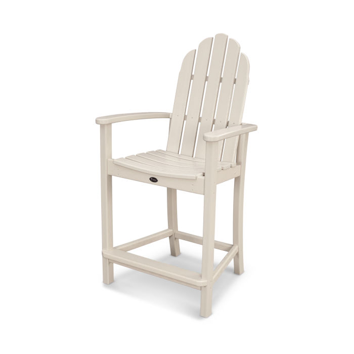 Cape Cod Adirondack Counter Chair