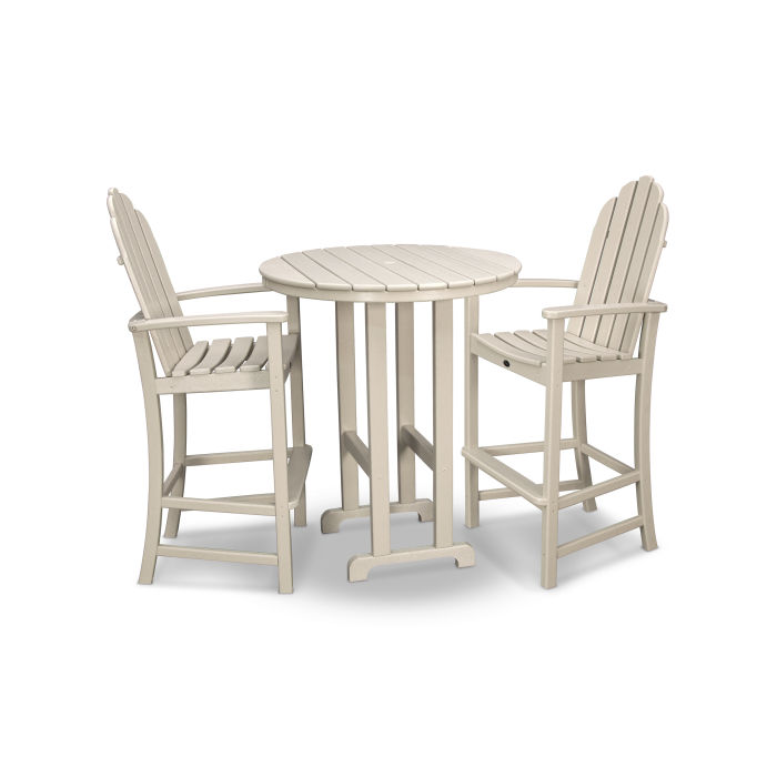 Cape Cod 3-Piece Bar Set