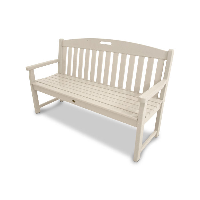 "Yacht Club 60"" Bench"