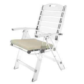 "17.5"" x 16.5"" Seat Cushion"