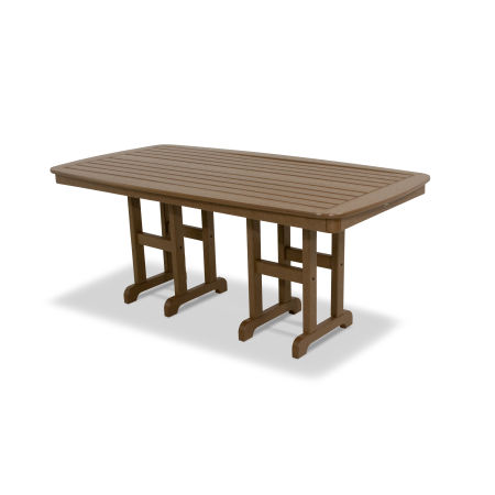 "Yacht Club 37"" x 72"" Dining Table in Tree House"
