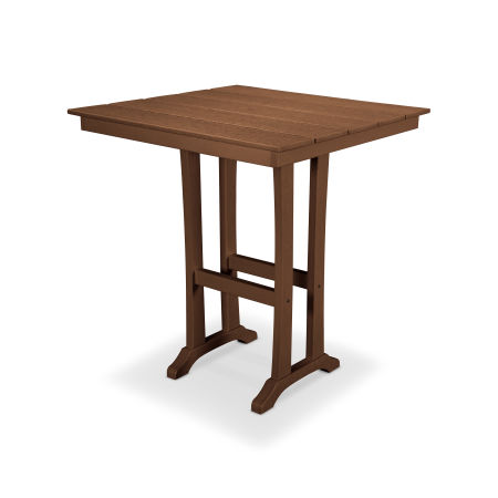 "Farmhouse 37"" Bar Table in Tree House"