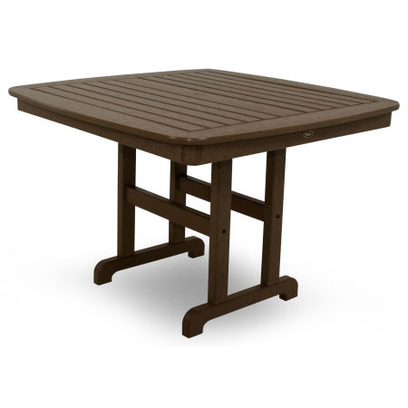 """Yacht Club 44"""" Dining Table in Vintage Lantern"""
