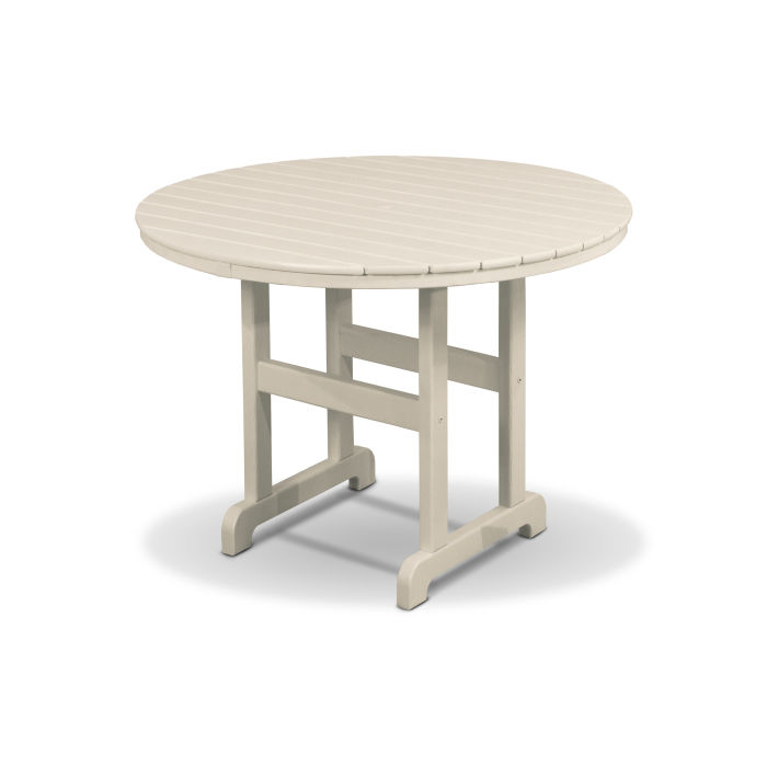 "Monterey Bay Round 36"" Dining Table"
