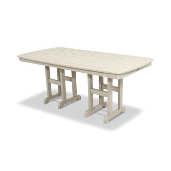 "Yacht Club 37"" x 72"" Dining Table"