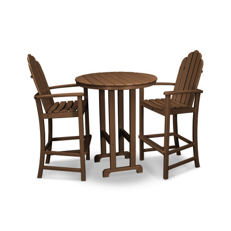 Cape Cod 3-Piece Bar Set in Tree House