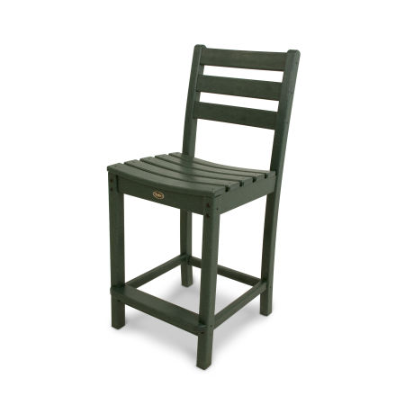 Monterey Bay Counter Side Chair in Rainforest Canopy