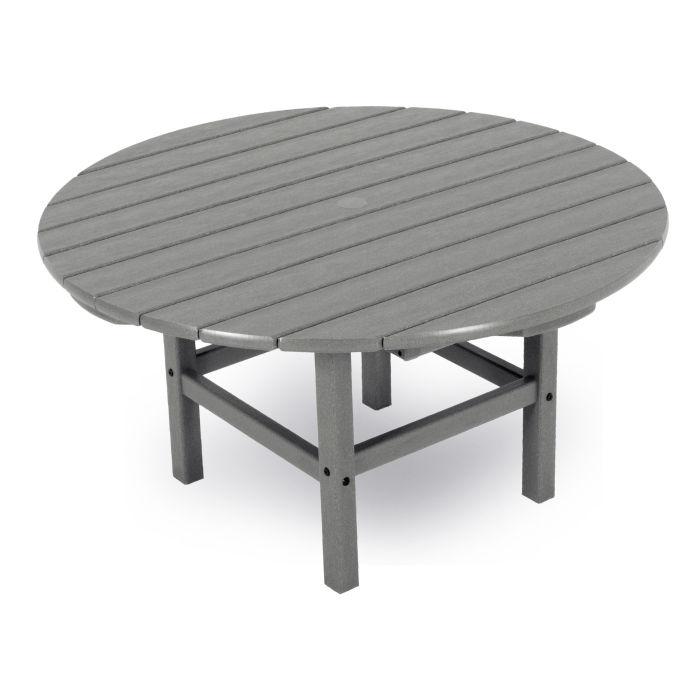 "Round 38"" Conversation Table"