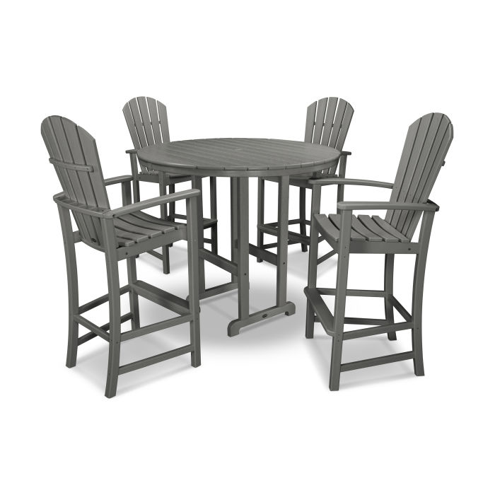 Palm Coast 5-Piece Bar Set
