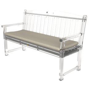 "55.5"" x 18.5"" Seat Cushion"