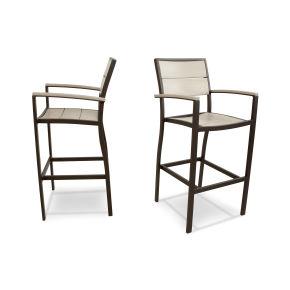 Surf City 2-Piece Bar Chair Set