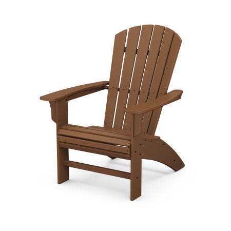 Yacht Club Curveback Adirondack Chair in Tree House