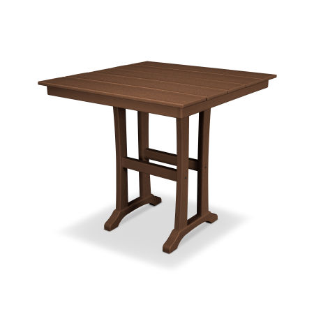 "Farmhouse 37"" Counter Table in Tree House"