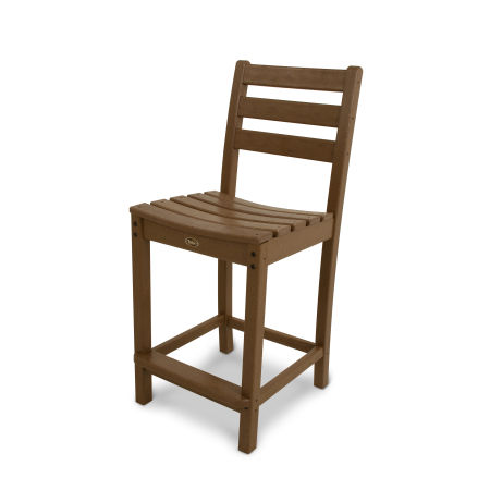 Monterey Bay Counter Side Chair in Tree House