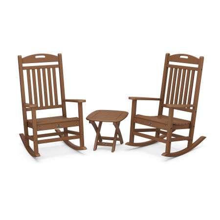 Yacht Club 3-Piece Rocker Set in Tree House