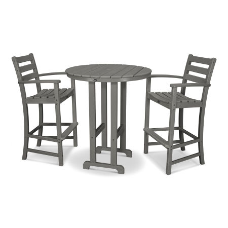 Monterey Bay 3-Piece Bar Set in Stepping Stone