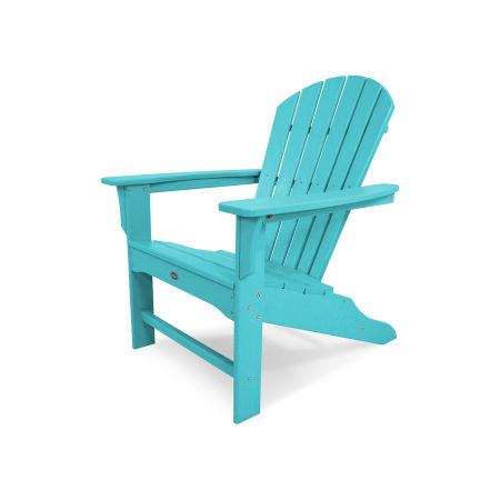 Yacht Club Shellback Adirondack Chair in Aruba