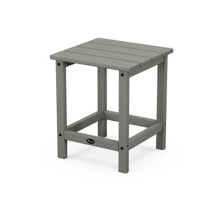 """Eastport 18"""" Side Table in Stepping Stone"""