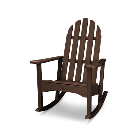 Cape Cod Adirondack Rocking Chair in Vintage Lantern