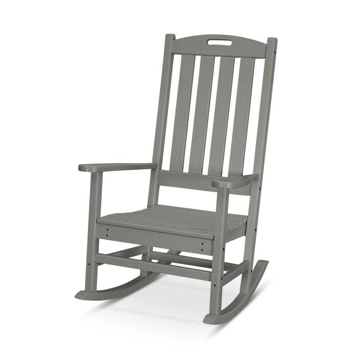 Nautical Porch Rocking Chair