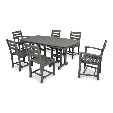 Monterey Bay 7-Piece Dining Set in Stepping Stone