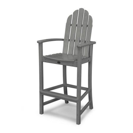 Cape Cod Adirondack Bar Chair in Stepping Stone