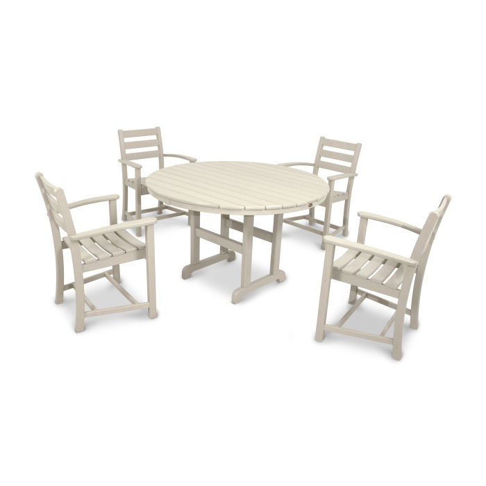 Monterey Bay 5-Piece Dining Set