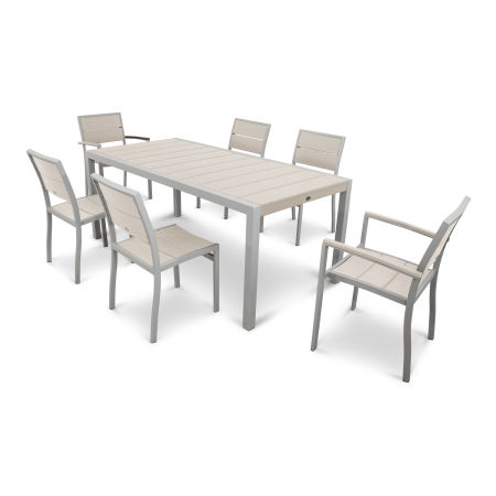 Surf City 7-Piece Dining Set