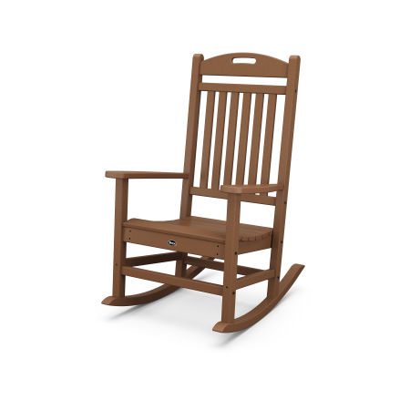 Yacht Club Rocking Chair in Tree House