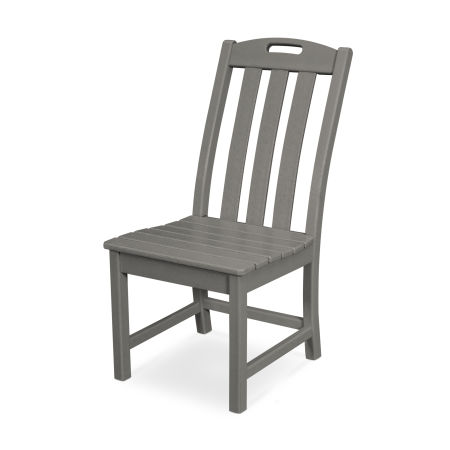 Yacht Club Dining Side Chair in Stepping Stone