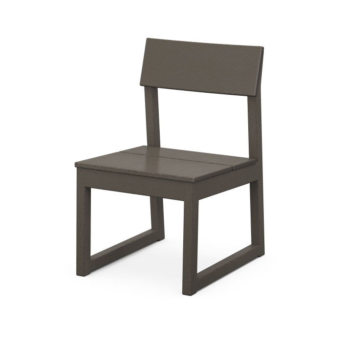 EDGE Dining Side Chair in Vintage Finish