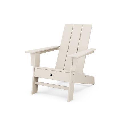 Eastport Modern Adirondack Chair in Sand Castle