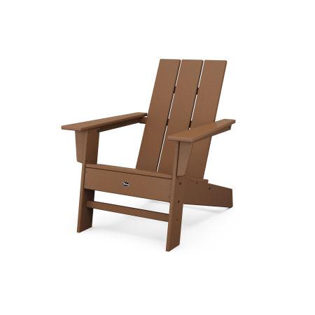 Eastport Modern Adirondack Chair in Tree House
