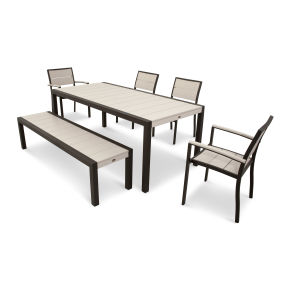 Surf City 6-Piece Dining Set