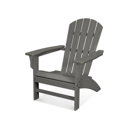 Yacht Club Adirondack Chair in Stepping Stone