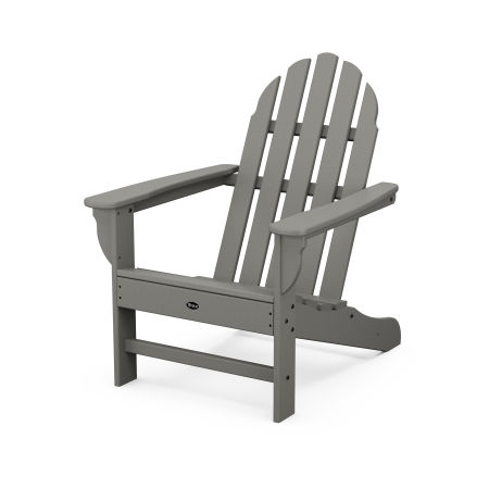 Cape Cod Adirondack Chair in Stepping Stone