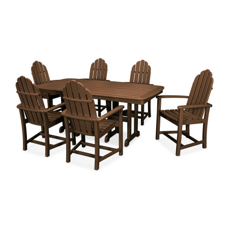 Cape Cod 7-Piece Dining Set in Tree House