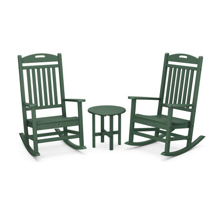 Yacht Club Rocker 3-Piece Set in Rainforest Canopy