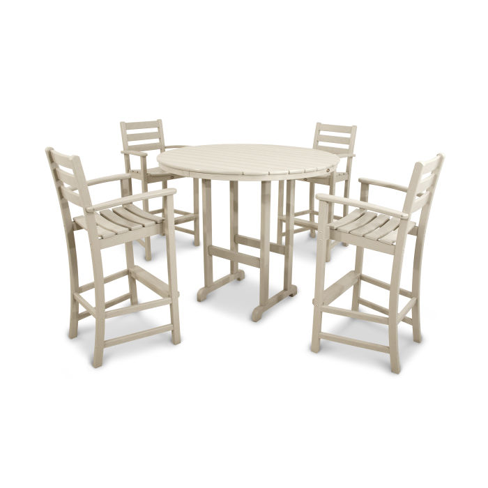 Monterey Bay 5-Piece Bar Set