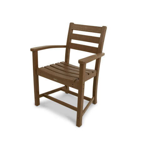 Monterey Bay Dining Arm Chair in Tree House