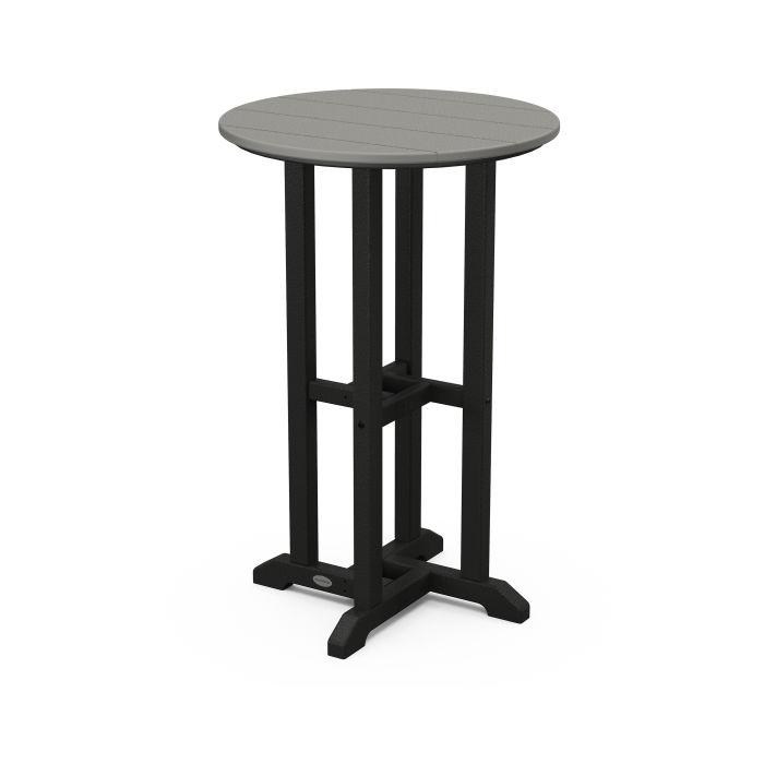 """Contempo 24"""" Round Counter Table"""
