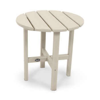 "Cape Cod Round 18"" Side Table"