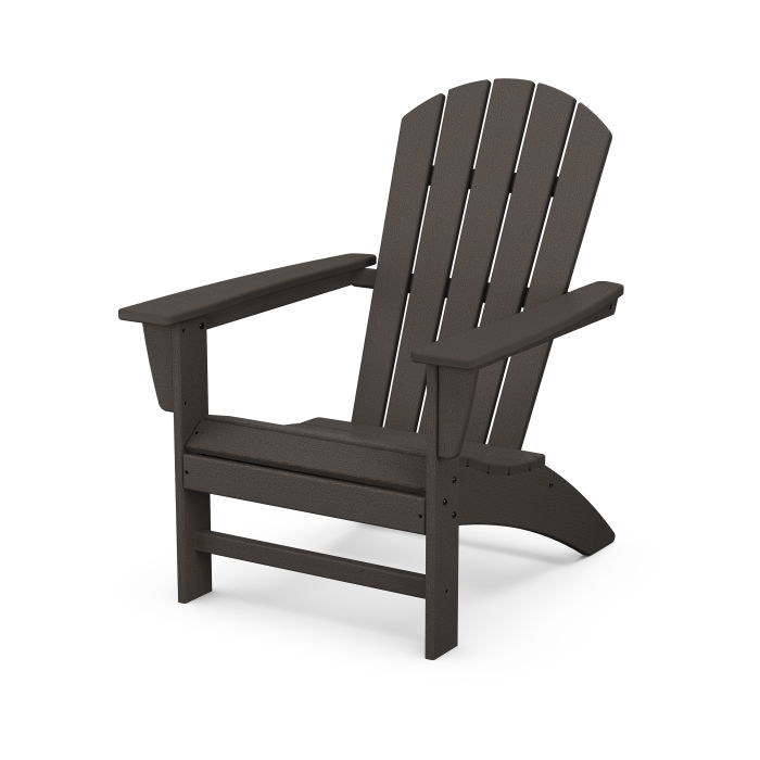 Nautical Adirondack Chair in Vintage Finish