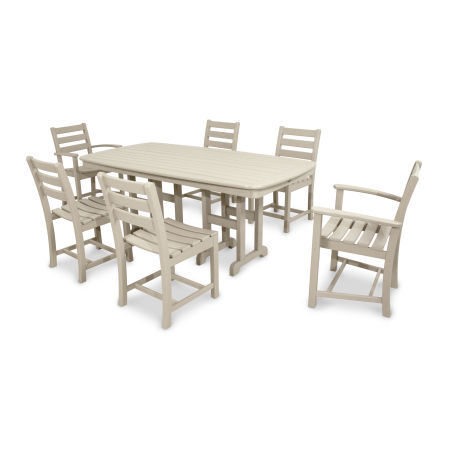 Monterey Bay 7-Piece Dining Set in Sand Castle