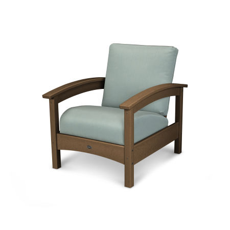Rockport Club Chair in Tree House / Spa