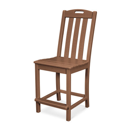 Yacht Club Counter Side Chair in Tree House